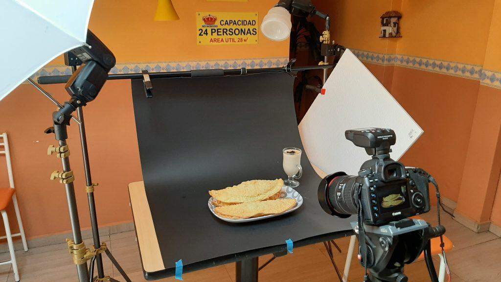 fotografia de alimentos quito