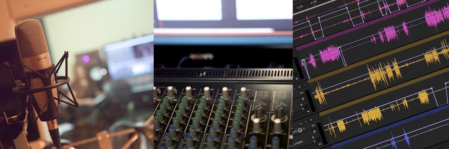 postproducción audio Quito